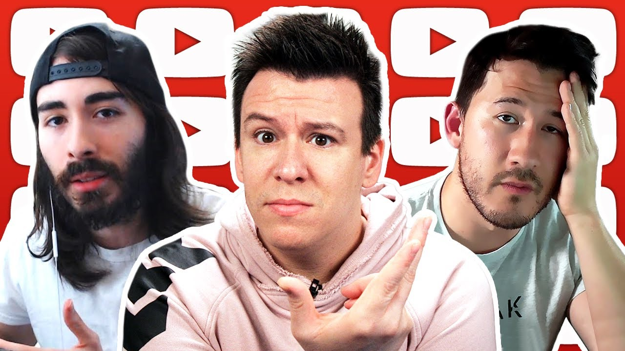 The Markiplier Penguinz0 Youtube Takedown Controversy, & How To Vote Without Committing a Felony