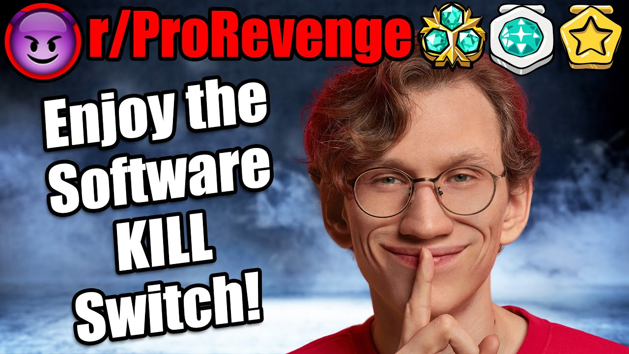 Steal My Credit? Enjoy the Software Kill Switch! | r/ProRevenge | #375