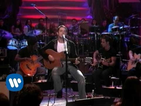 Y solo se me ocurre amarte (Unplugged)- video