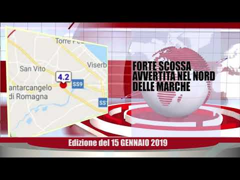 Velluto Notizie Web Tv Senigallia Ed  15 01 2019