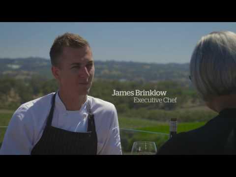 The Lane Vineyard - Executive Chef James Brinklow