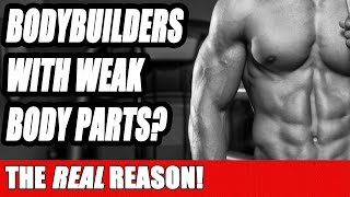 Bodybuilders with Weak Body Parts? Improve Scapula Mobility and Stability?