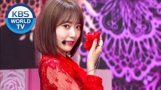 IZ*ONE(아이즈원) - La Vie en Rose(라비앙로즈) [Music Bank Stage Mix Ver.]