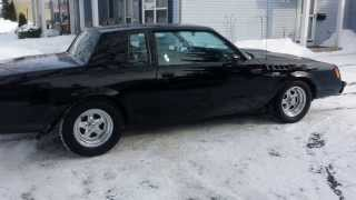 1983 buick regal grand national clone
