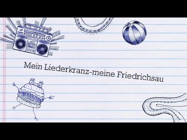 INDAUNA 3. Kulturrunde! Mein Liederkranz-Meine Friedrichsau!