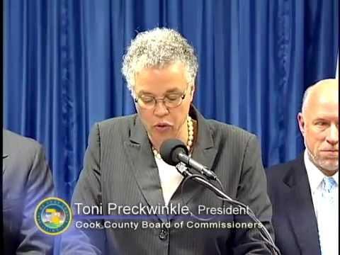 Preckwinkle Announces Council of Economic Advisors