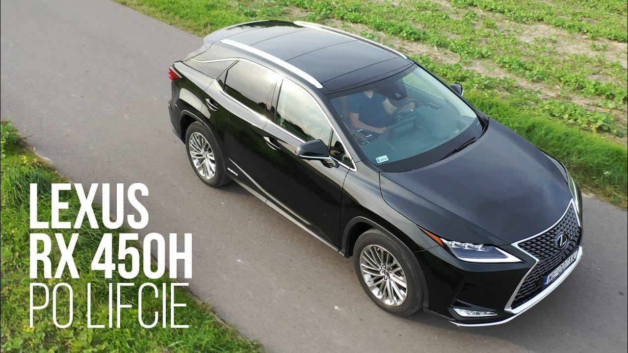 Lexus RX 450h po liftingu - jak się jeździ luksusowym SUV-em za ponad 400 tys zł? TEST PL