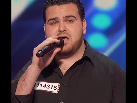 My Way - America's Got Talent - Sal Valentinetti - Golden Buzzer