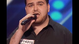 Download My Way - America's Got Talent - Sal Valentinetti - Golden Buzzer