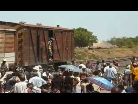 Mozambique -Train Trip-  10 00