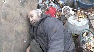 Помощь старику от пенсионера из Москвы