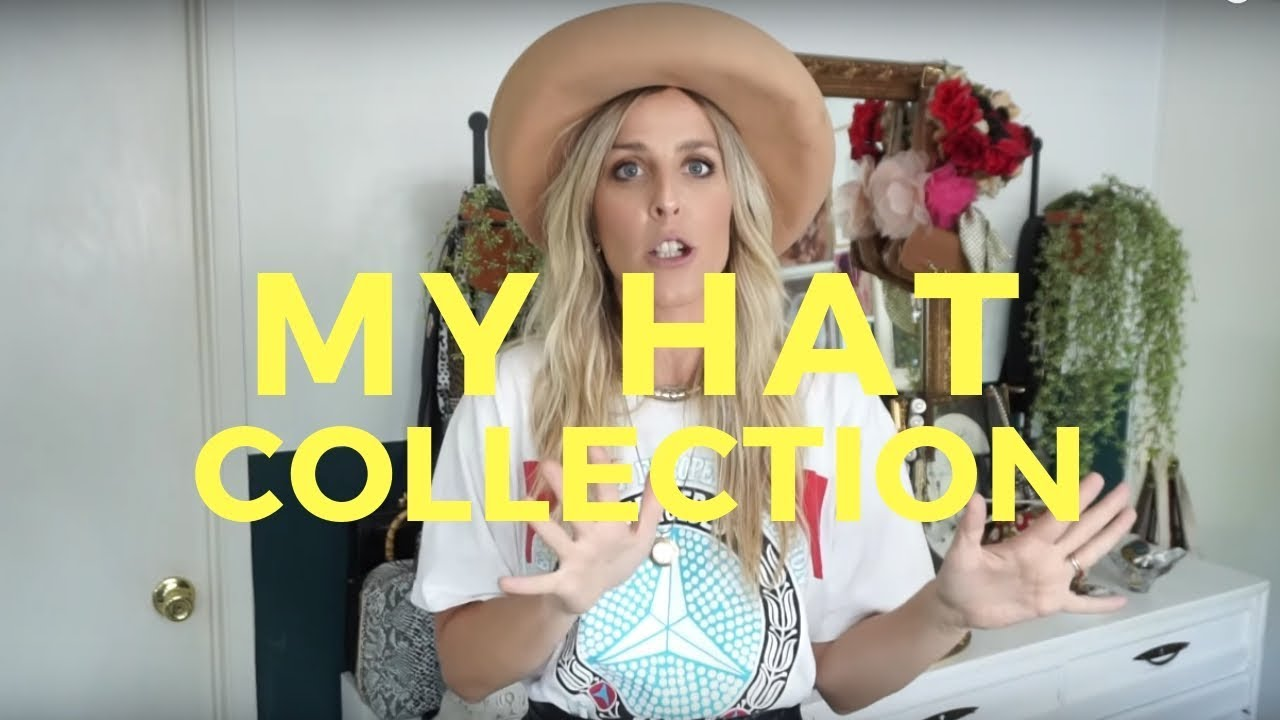 4454ff29aab2e MY TOP 10 HATS   HAT COLLECTION - YouTube