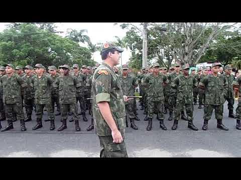 2ª VISITA AOS RECRUTAS FUZILEIROS NAVAIS 1ª TURMA 2018