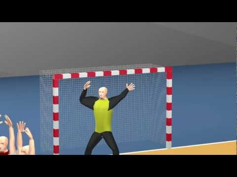Mikkel Hansen incredible goal [Denmark-Russia - Olympics 2008] - Infographic [HD].mov
