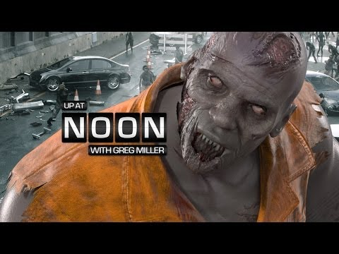 Up At Noon - Dead Rising 3: Learning from Mistakes