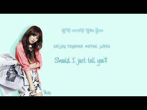 YURI (유리) X SEOHYUN (서현) Secret Lyrics (Han Rom Eng) Color Coded