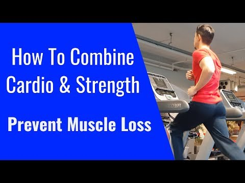 How To Combine Cardio & Strength (Prevent The Interference Effect)