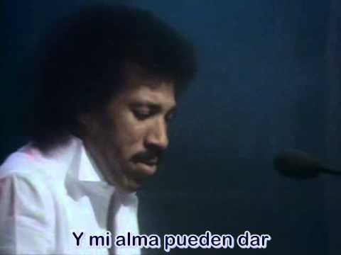 Lionel Richie - Truly (Con subtitulos en español)