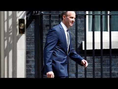 Dominic Raab é o novo ministro britânico para o Brexit