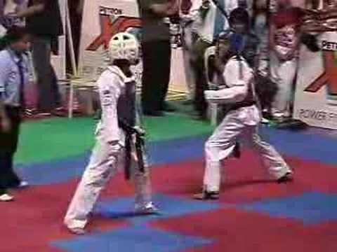 2007 National CPJ Taekwondo Champs