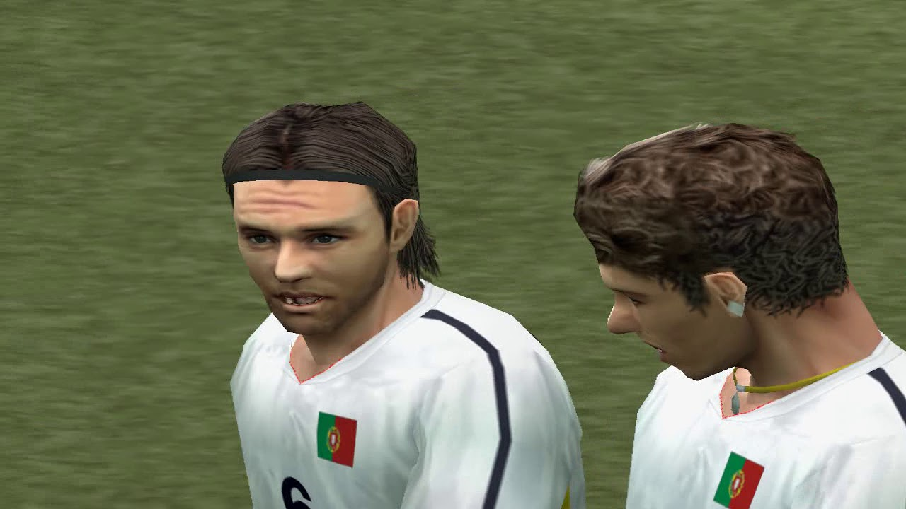 Pro Evolution Soccer 5 Portugal vs Argentina (PC)