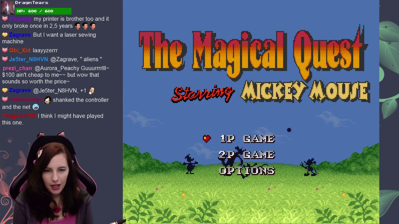 the magical quest starring mickey mouse snes  youtube