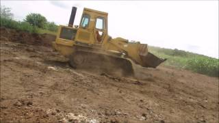 1991 Caterpillar 953 track loader for sale   sold at auction August 13, 2014