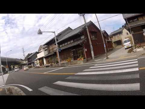 2012-10-11 Fuji City to Shimizu, Shizuoka Prefecture 静岡県富士市から清水サイクリング