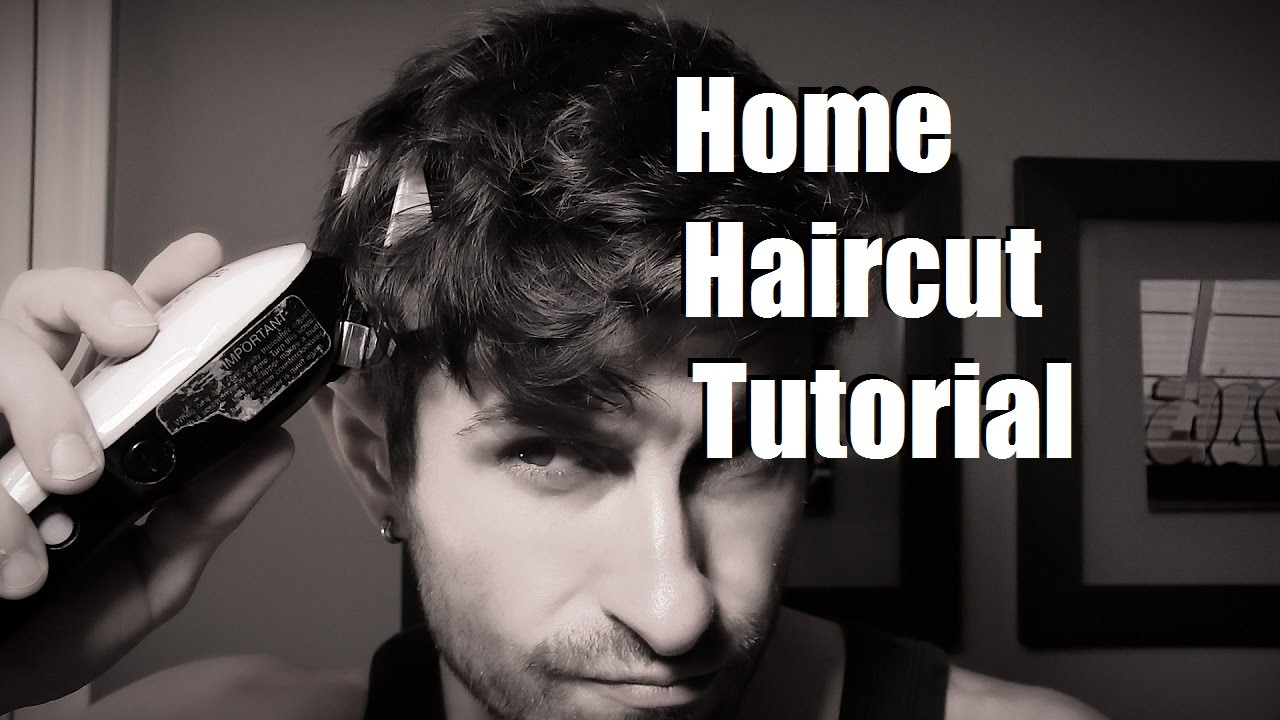 Home Haircut Tutorial I Back And Side Blending Tips How To Cut