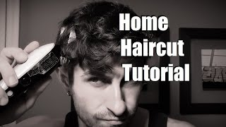 Home Haircut Tutorial Back And Side Blending Tips