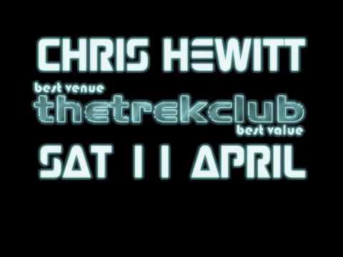 Trek Club Seaford - DJ Chris Hewitt (LIVE) 11th April 2015