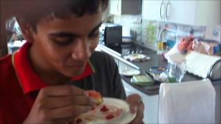 The Indian Jackass - Watermelon Vindaloo?