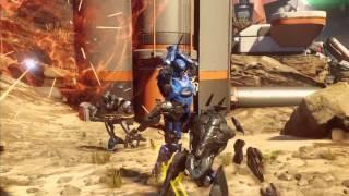 Трейлер мультиплеера Halo 5 с E3 2015