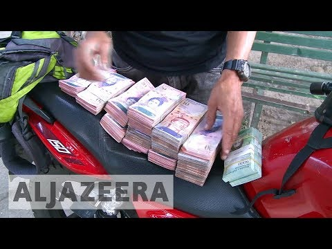 Venezuela crisis worsened by severe cash shortage