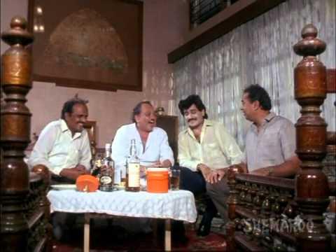 Top 10 Laxmikant Berde Best Scene - Confused Laksha - Dokyala Taap Nahi - Marathi Movie