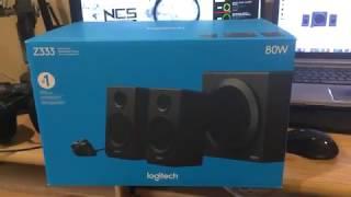 LOGITECH Z333 DES ENCEINTES PC (80W) SUPERBE ET VRAIMENT PAS CHER !