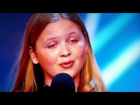Britains Got Talent-Beau Dermott got Golden Buzzer