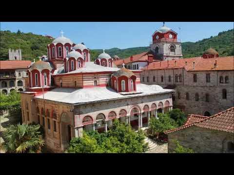 Sounds from Mount Athos: Esfigmenou Monastery