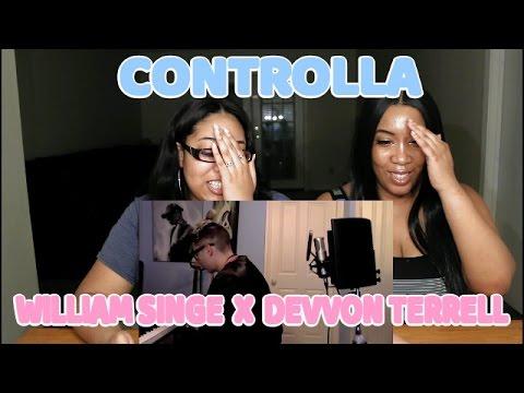 Controlla - Drake (William Singe X Devvon Terrell Cover) REACTION!!