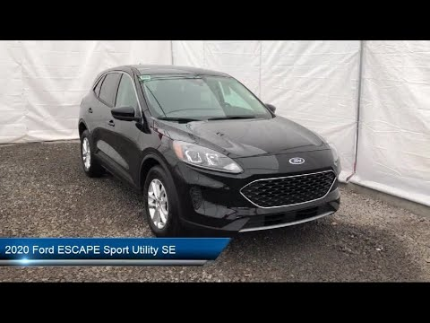 2020 Ford ESCAPE Sport Utility SE Carthage Watertown Gouverneur Syracuse Utica
