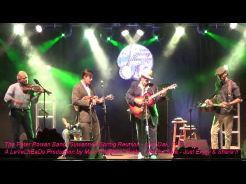 The Peter Rowan Band - Suwannee Spring Reunion - Live Oak, Fl  3- 25- 2017