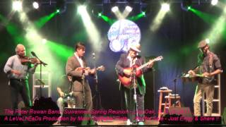 The Peter Rowan Band - Suwannee Spring Reunion - Live Oak, Fl  3- 25- 2017