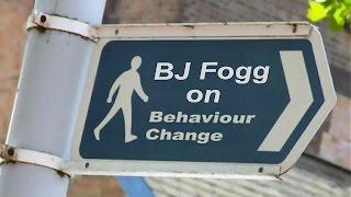BJ فوغ: كاتب كاتا من أجل تغيير السلوك