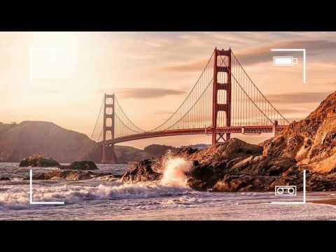 Golden Gate Bridge, Top vacation spots north america