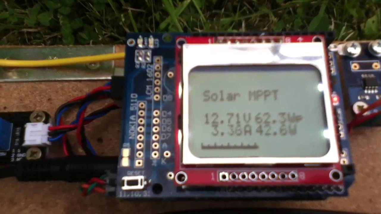 Mppt Solar Charge Controller 6 80w Panel 12v Battery Circuit Diagram Simple Autoranging Bargraph