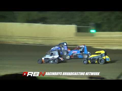 Midgets at Creek County Speedway 8-17-17