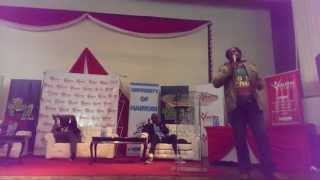 """Gramps Speech at """"10 Minutes of Your Time"""" at University of Nairobi"""