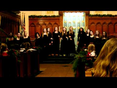 Candlelight (a cappella) -- Bassless Accusations, Nightingale-Bamford School