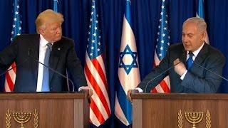Trump meets with Israeli PM Netanyahu (full speech) thumbnail
