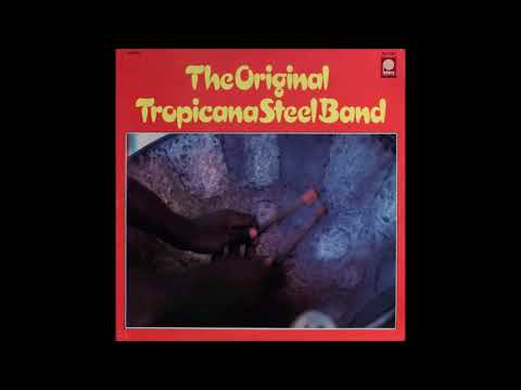 ORIGINAL TROPICANA STEEL BAND   Calypso Rock   PETERS INTERNATIONAL RECORDS   1976